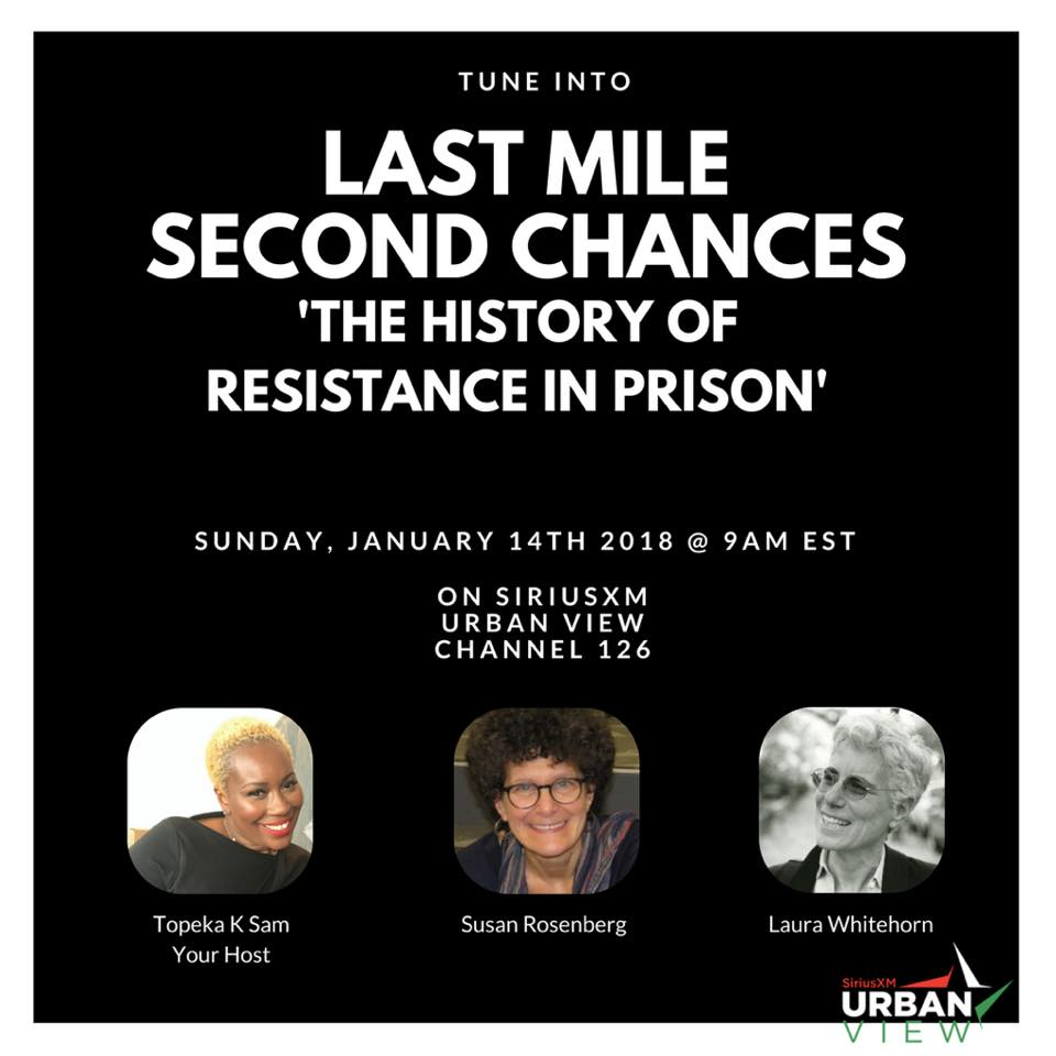 Last Mile Second Chances radio show for January 14, 2018